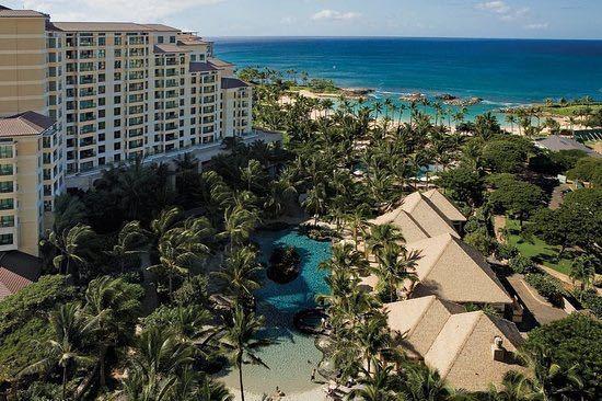 ハワイ マリオット コオリナビーチクラブ 2019年4/27(土)~5/4(土) 宿泊 予約確定済み
