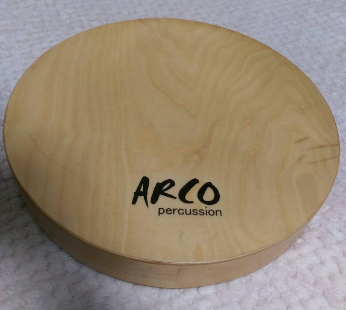 即決 ARCO カホン SN10 ピックアップ付 アルコ 専用ソフトケース付き