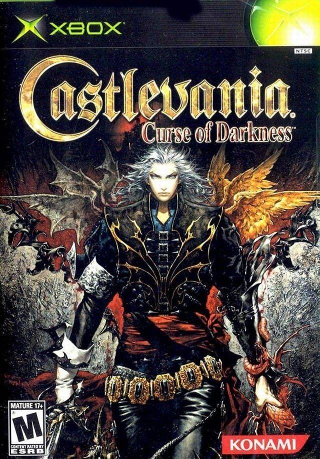 海外限定版 海外版 Xbox 悪魔城ドラキュラ 闇の呪印 Castlevania Curse of Darkness_画像1
