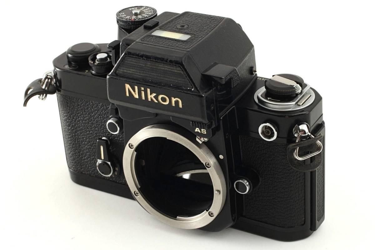 ★極上美品★ Nikon ニコン F2 Photomic フォトミック AS Black 35mm F2AS SLR Camera_画像2