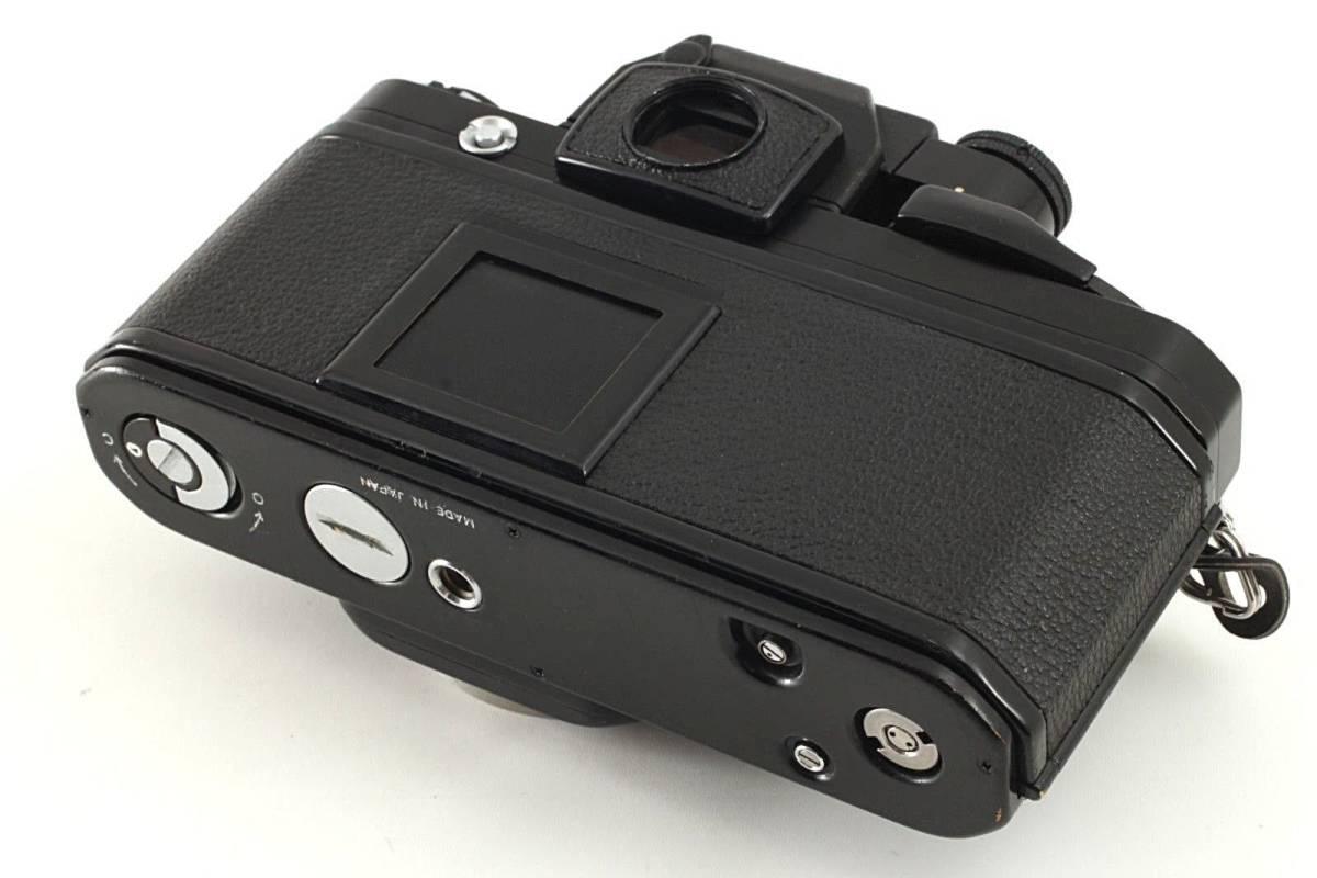 ★極上美品★ Nikon ニコン F2 Photomic フォトミック AS Black 35mm F2AS SLR Camera_画像6