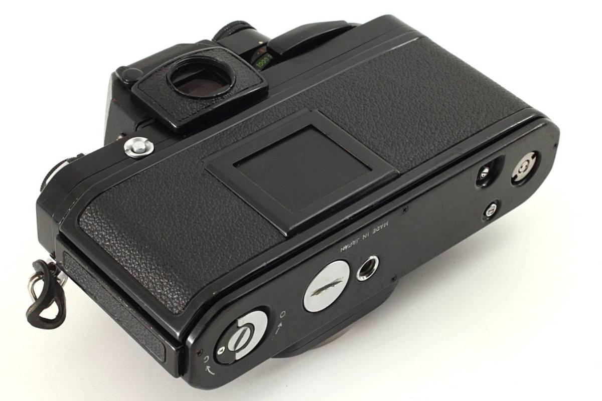 ★極上美品★ Nikon ニコン F2 Photomic フォトミック AS Black 35mm F2AS SLR Camera_画像7