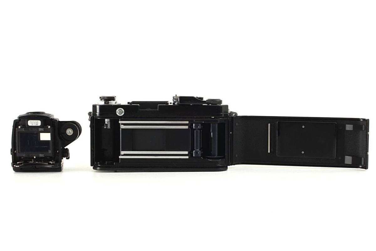 ★極上美品★ Nikon ニコン F2 Photomic フォトミック AS Black 35mm F2AS SLR Camera_画像9