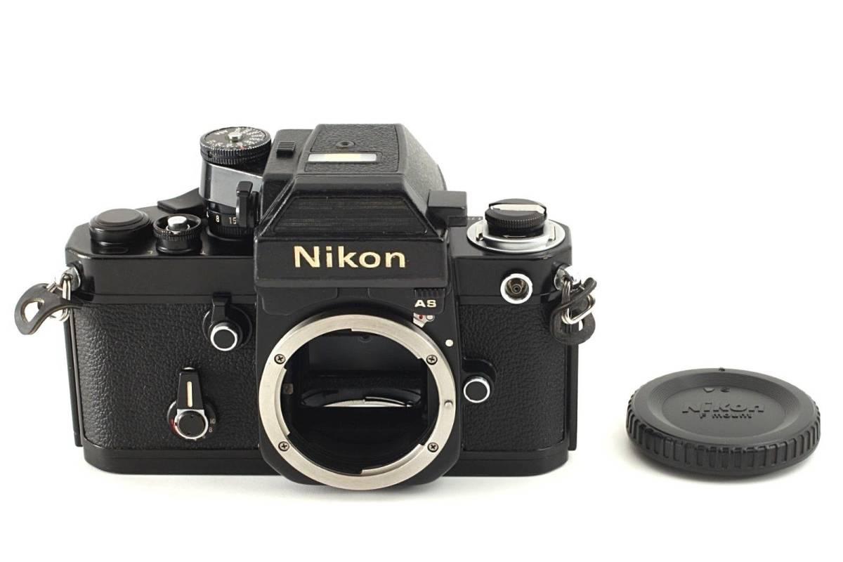 ★極上美品★ Nikon ニコン F2 Photomic フォトミック AS Black 35mm F2AS SLR Camera_画像10