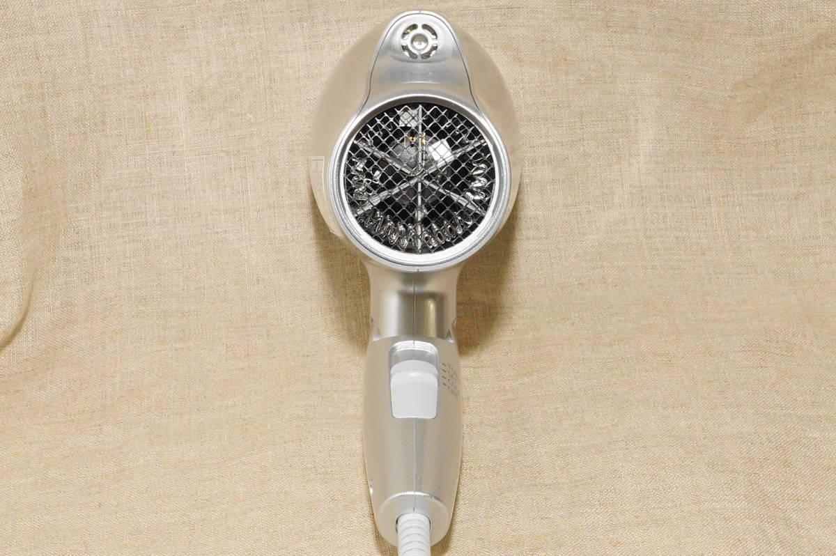 展示品 未使用品 海外対応 Panasonic パナソニック ヘアドライヤー ナノケア EH-NA59-S メーカー保証付き 美品_画像4