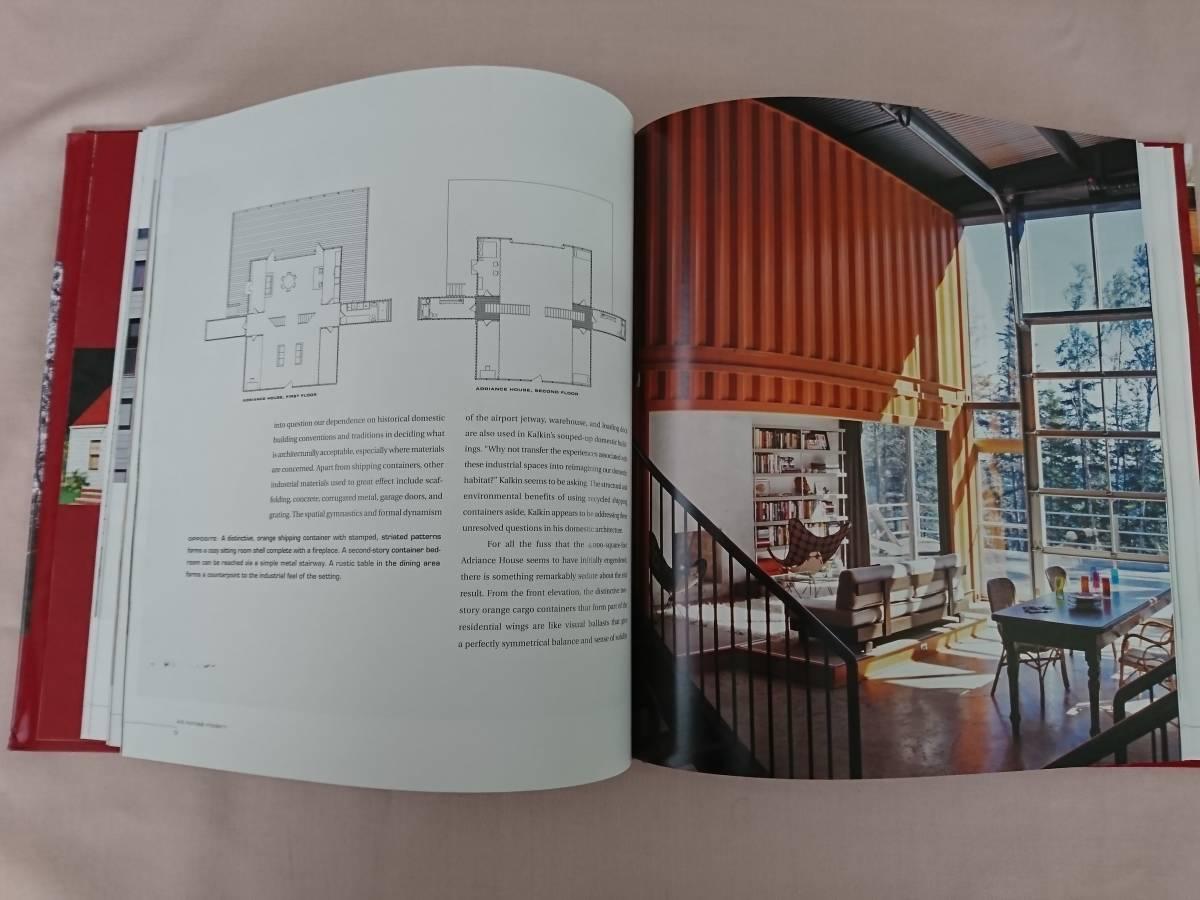 Kit Homes Modern Ima Ebong 洋書 建築 ログハウス 写真集 家 洋風建築 住宅 _画像5