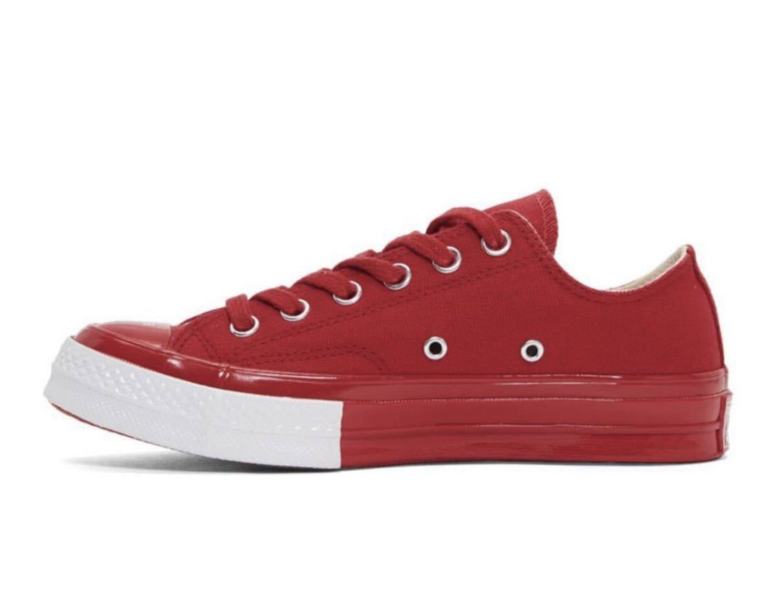 undercover x Converse Converse Chuck Taylor CT70 OX RED Undercover ... a557b8726