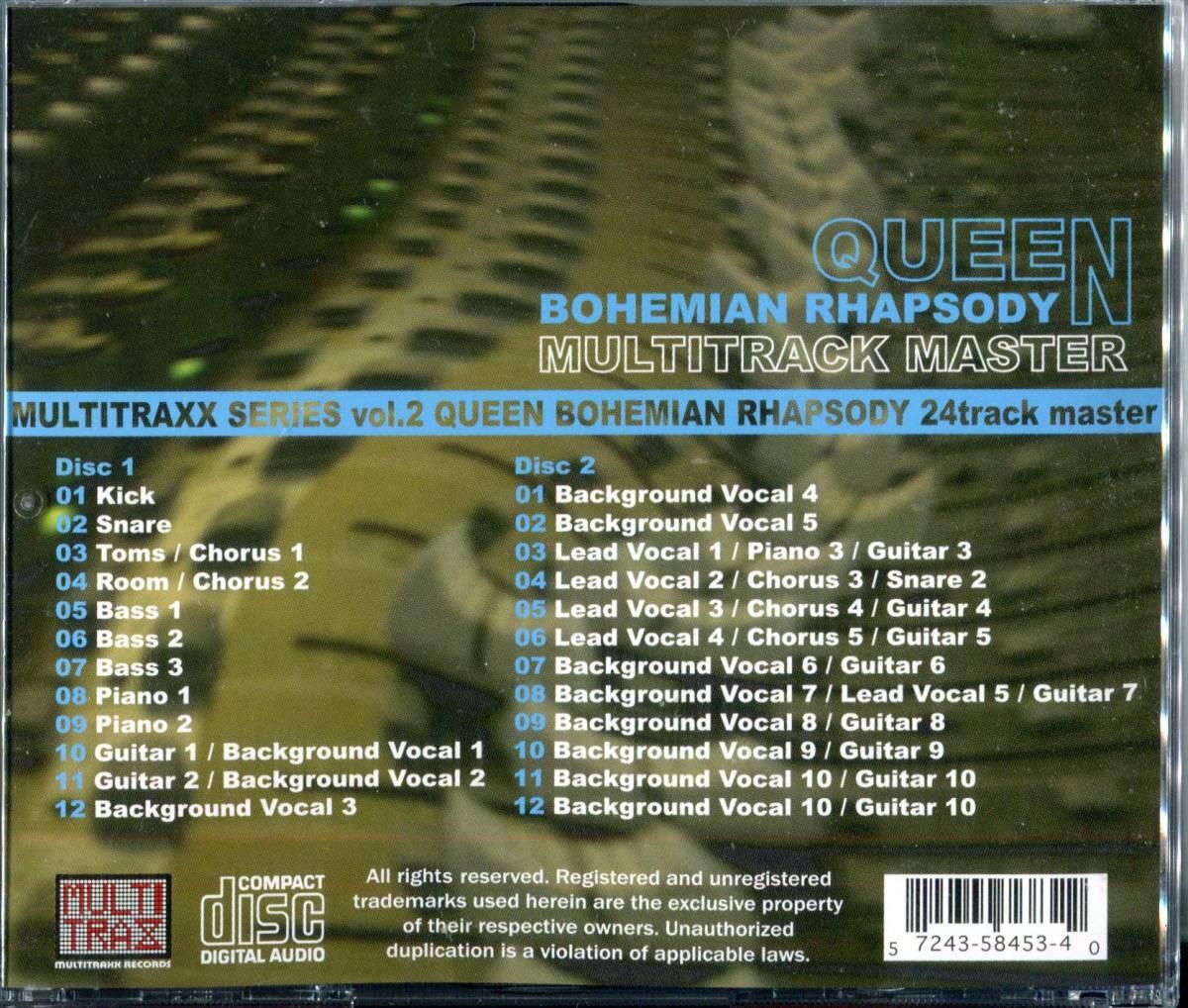 代購代標第一品牌- 樂淘letao - □2cd bohemian rhapsody multitrack