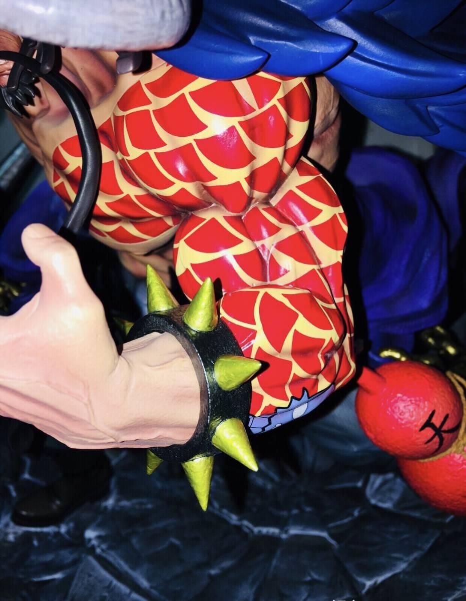 1日元海賊王有限數字Yonkou海道高辛烷值三通52厘米特別豪華版搜索:重繪重塑一個文章 編號:m294608938