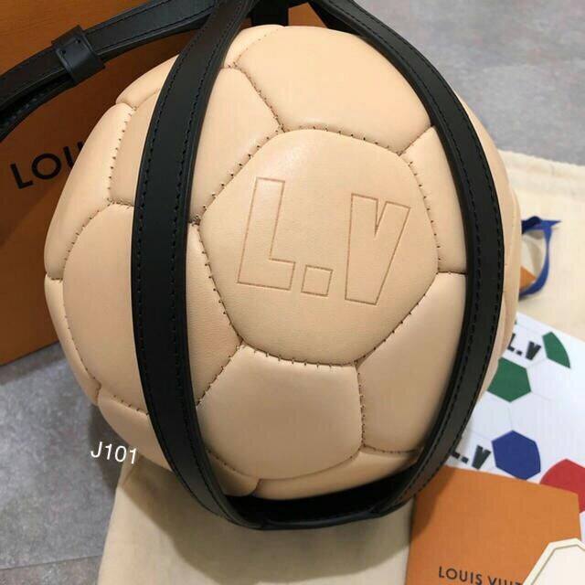 ルイヴィトン 超希少 FIFA W杯ロシア大会記念サッカーボール 正規品_画像2