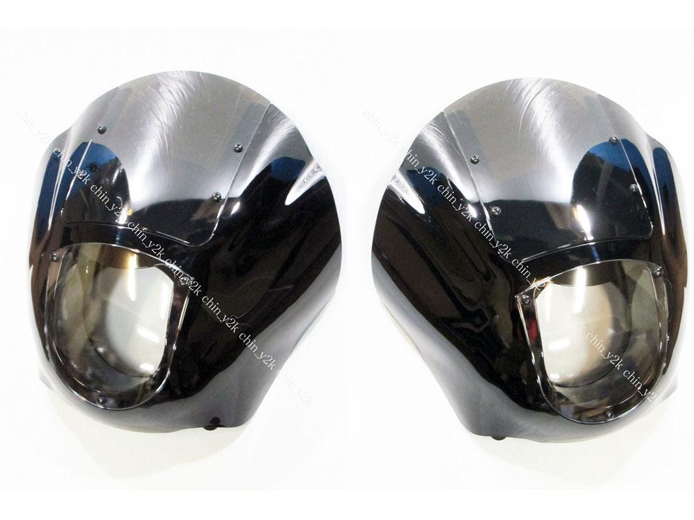 期間限定値下げ ナロー加工済み 1992年~2005年 FXD DYNA ダイナ クォーター フェアリング カウル ポン付けセット クラブスタイル FXDX_画像2