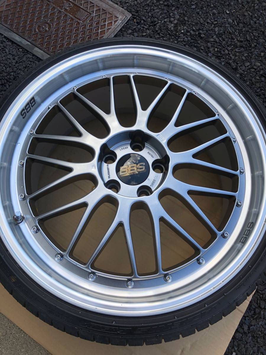 BBS LM 20英寸鑽石黑LM238 20×9.5J +40/2這LM186H 20×10J +38/2此法爾肯FK510 245 / 30R20·255 / 30R20美容產品 編號:h356690710