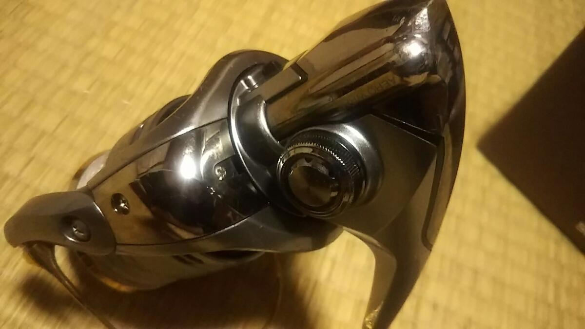シマノ ツインパワー 4000XG TWINPOWER 4000 リール シーバス ヒラスズキ 磯マル ルアー_画像5