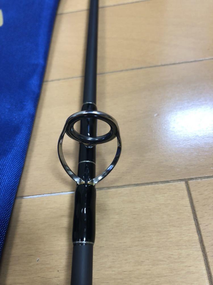 【美品保証書付】テンリュウ スパイク SPIKE イエローテール YELLOW TAIL SK 812YT-L-日本代购网图片9链接