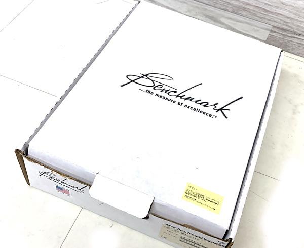 ★Benchmark Media Systems DAC1 USB DAコンバーター ヘッドフォンアンプ ベンチマーク★_画像5