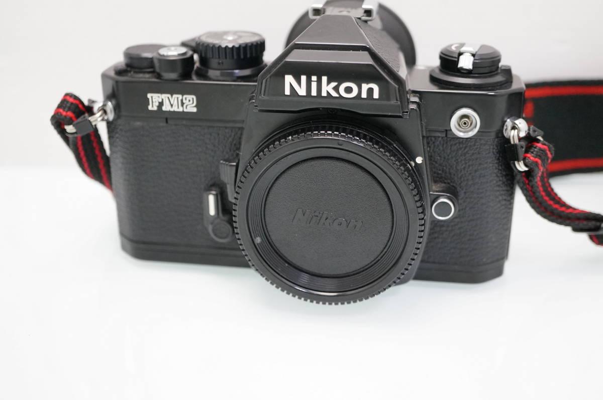 Nikon フィルム一眼レフカメラ FM2 / レンズ AF NIKKOR 35-70mm/MD-12     A10_画像2