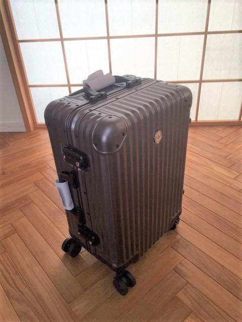 新品未使用 AMGメルセデスベンツMercedes-Benzオリジナルスーツケース アルミニウム合金 送料無料
