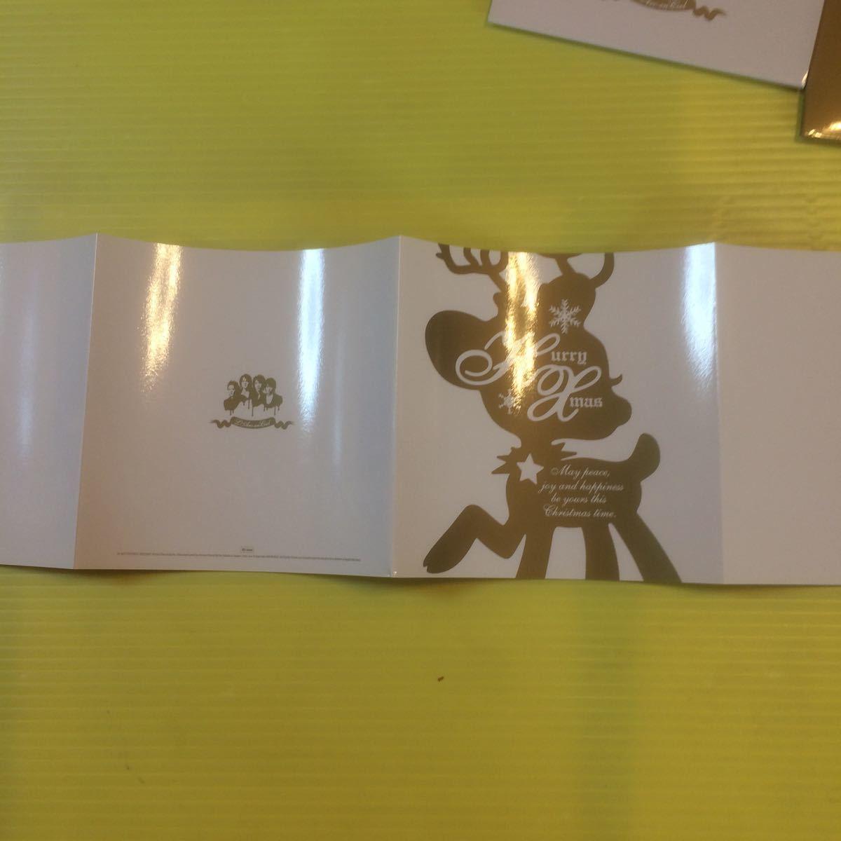 ● L'Arc~en~Ciel ラルクアンシエル● Hurry Xmas(初回生産限定盤)(DVD付) (CD)【型番号】KSCL-1224_画像9