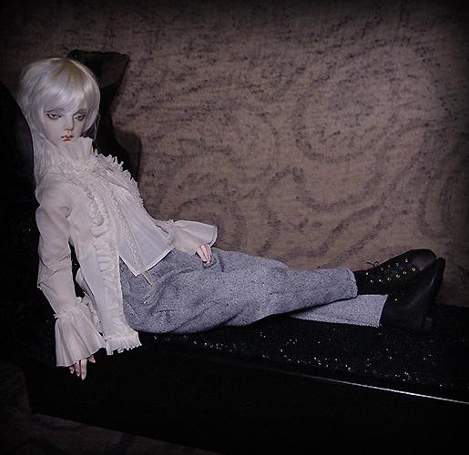 太山レミ作 オリジナルビスクドール 創作人形F17 ※送料無料_画像5