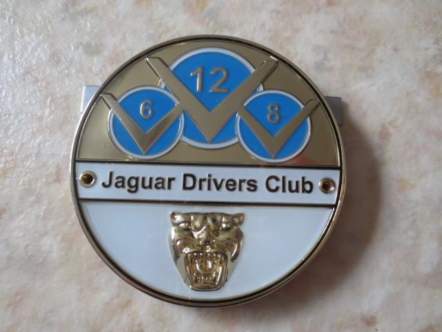英国製ジャガードライバーズクラブバッジ・新品&未使用品★JAGUAR・XJ・XF・XE・F-PACE・CDEFタイプ・007ボンドカー・ディムラー・英国車_画像7
