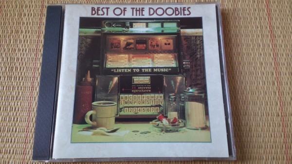 貴重レア★レコードクラブCD●Doobie Brothers / Best Of The Doobies★ドゥービー・ブラザーズ MICHAEL MCDONALD_画像1