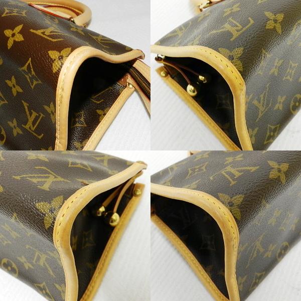 ■ ルイ ヴィトン モノグラム ポパンクール M40009 ハンドバッグ USED品!_画像10