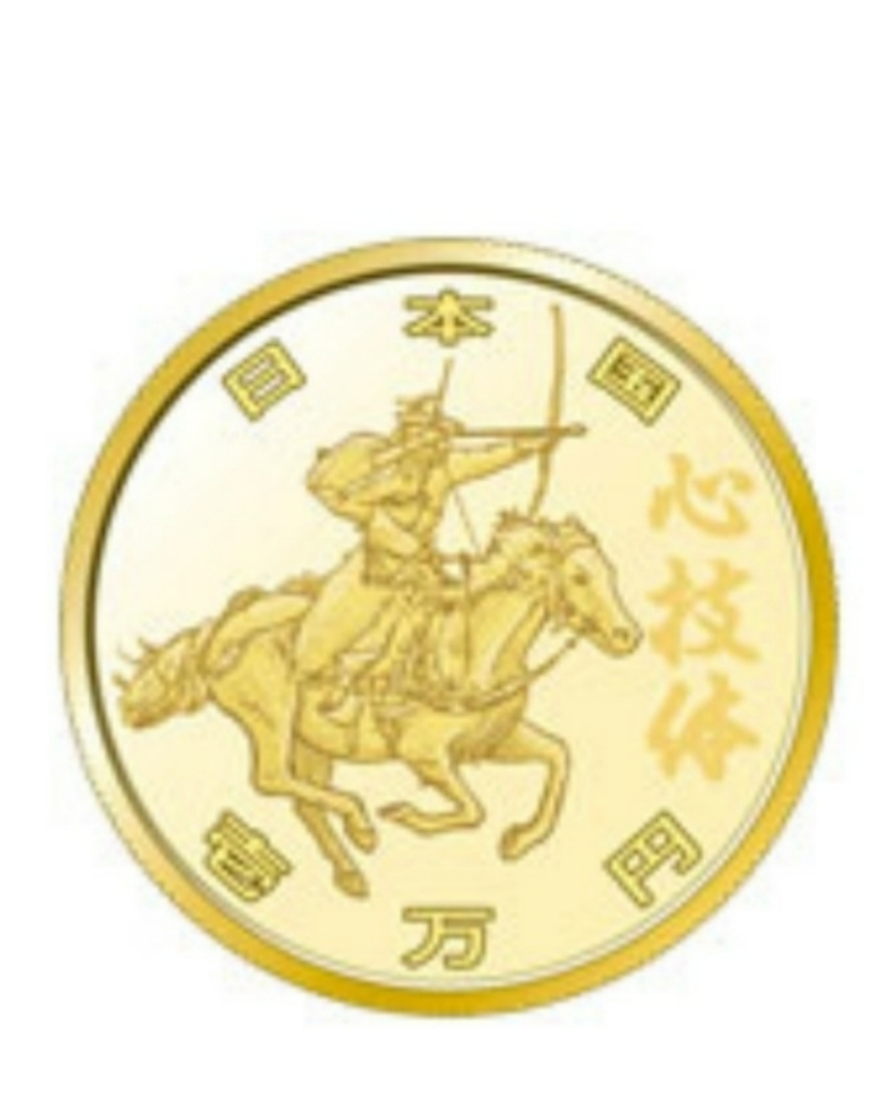 未開封的東京奧運會2020年奧運會1萬日元金幣限量項目k 24純金幣紀念幣 編號:v594870779