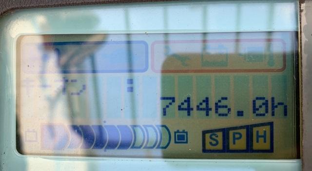 トヨタ リーチ 中古フォークリフト 1.5t サイドシフト 7FBR15 格安! _画像9