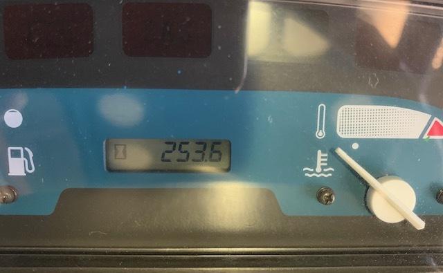 トヨタ 中古フォークリフト ガソリン 全回転 ロールクランプ 1t _画像10