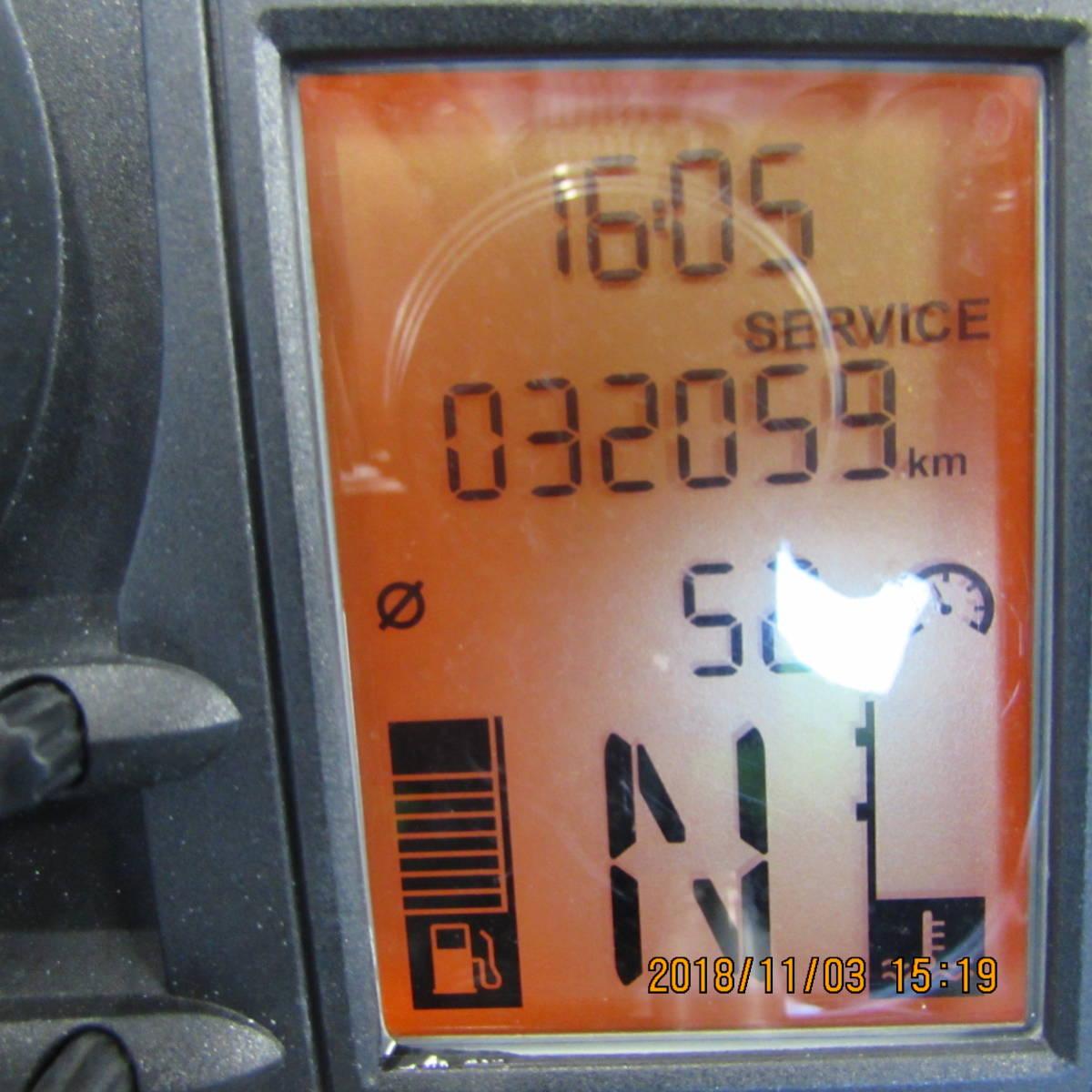 BMW R1200R H23年式 フルパニア 純正ナビ_画像4