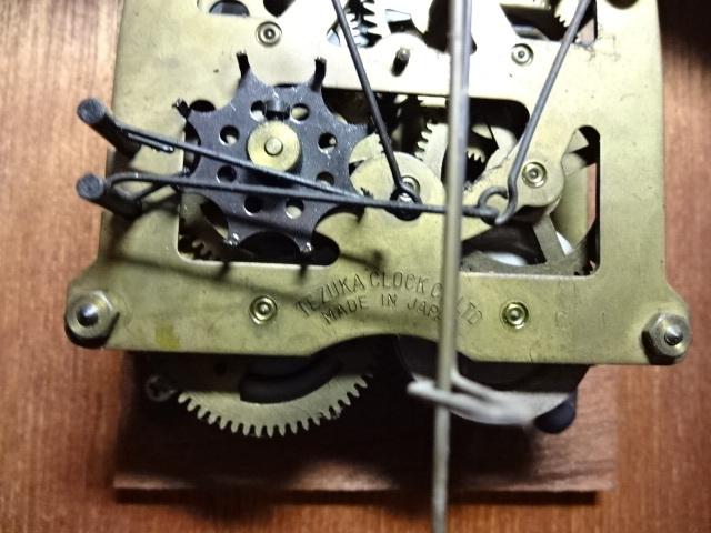 兩個老布穀鳥鐘2個垃圾零件採摘POPPO手塚表 編號:t608717079