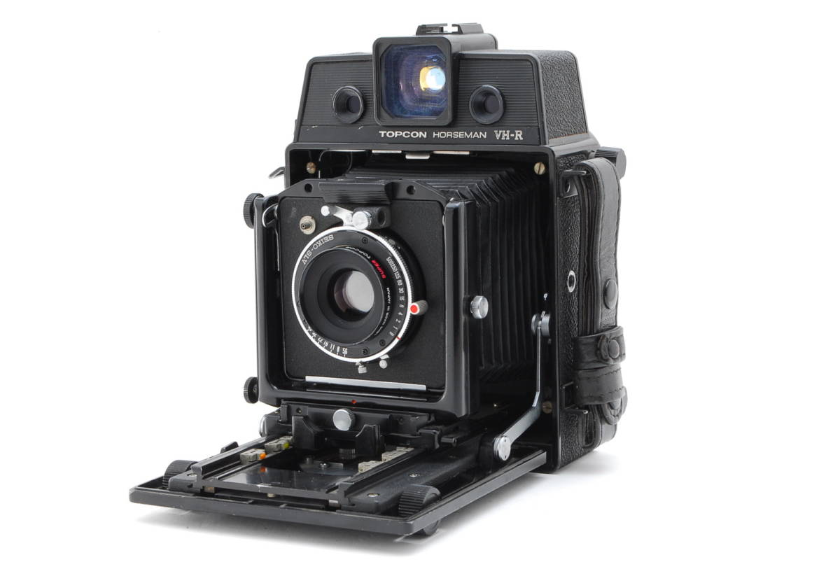 中判●TOPCON HORSEMAN VH-R トプコン ホースマン Super Topcor 90mm f/5.6