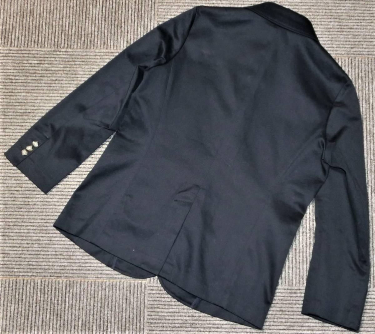 定価73440円 シャルルアナスタスcharles anastase 新品 Sシャルル アナスタス日本製JKTジャケット紺ネイビー_画像5