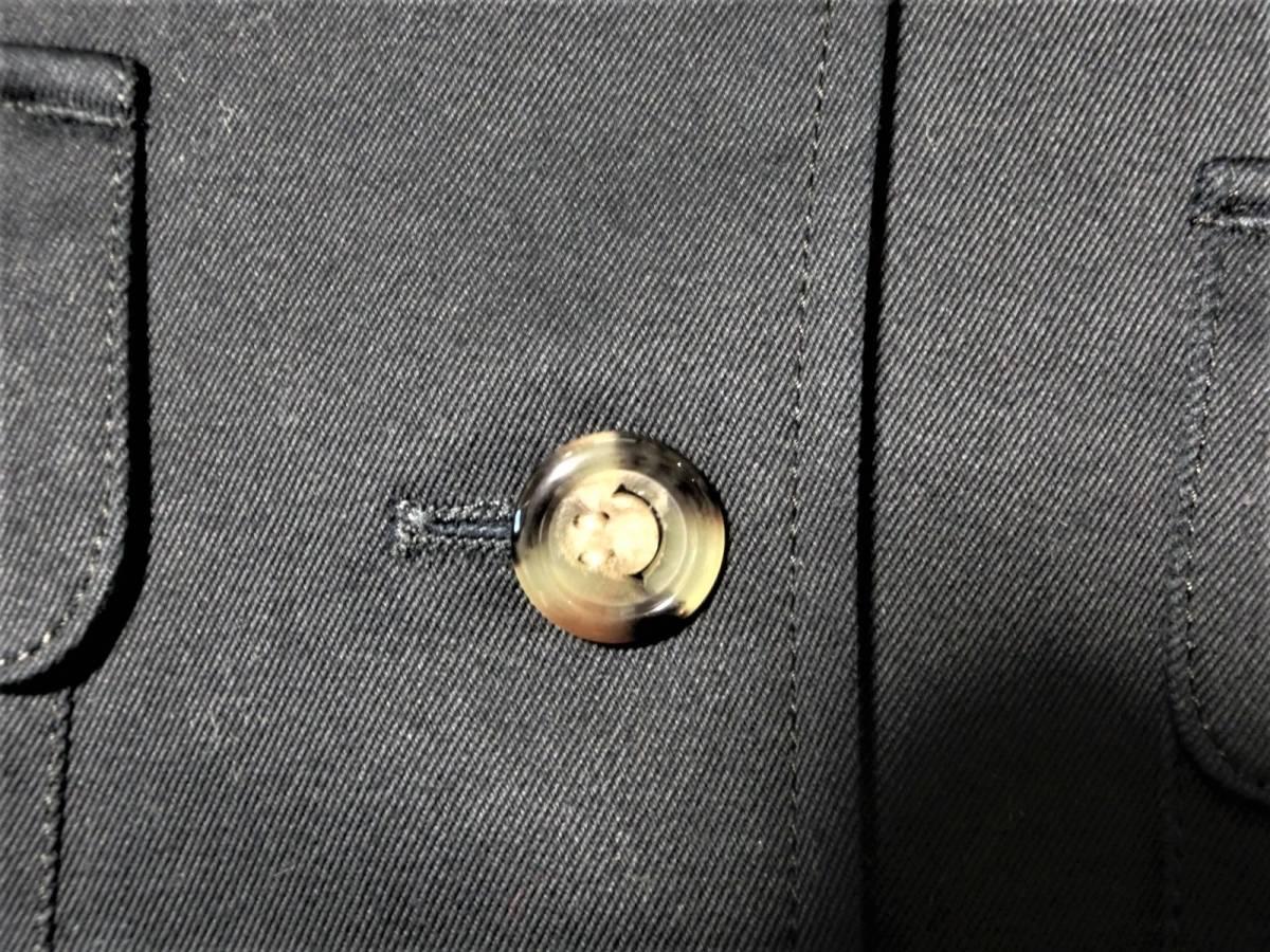定価73440円 シャルルアナスタスcharles anastase 新品 Sシャルル アナスタス日本製JKTジャケット紺ネイビー_画像3