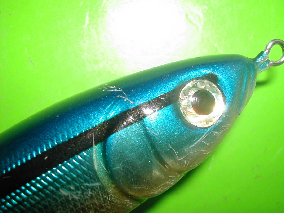 トビペン 14F フローティング ブルー 定形外発送可 _画像5