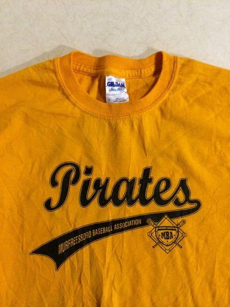PiratesMBA/GILDAN(USA)ビンテージTシャツ