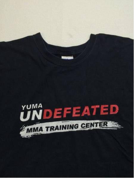 Undefeated/GILDAN(USA)ビンテージTシャツ
