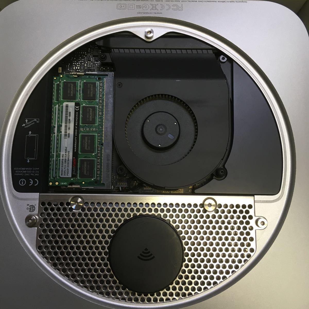 Mac mini 2011_画像2