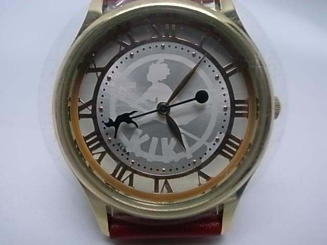 新品 セイコー ALBA 魔女の宅急便 キキモデル 腕時計 ACCK408 ジブリ SEIKO アルバ ウォッチ_画像2