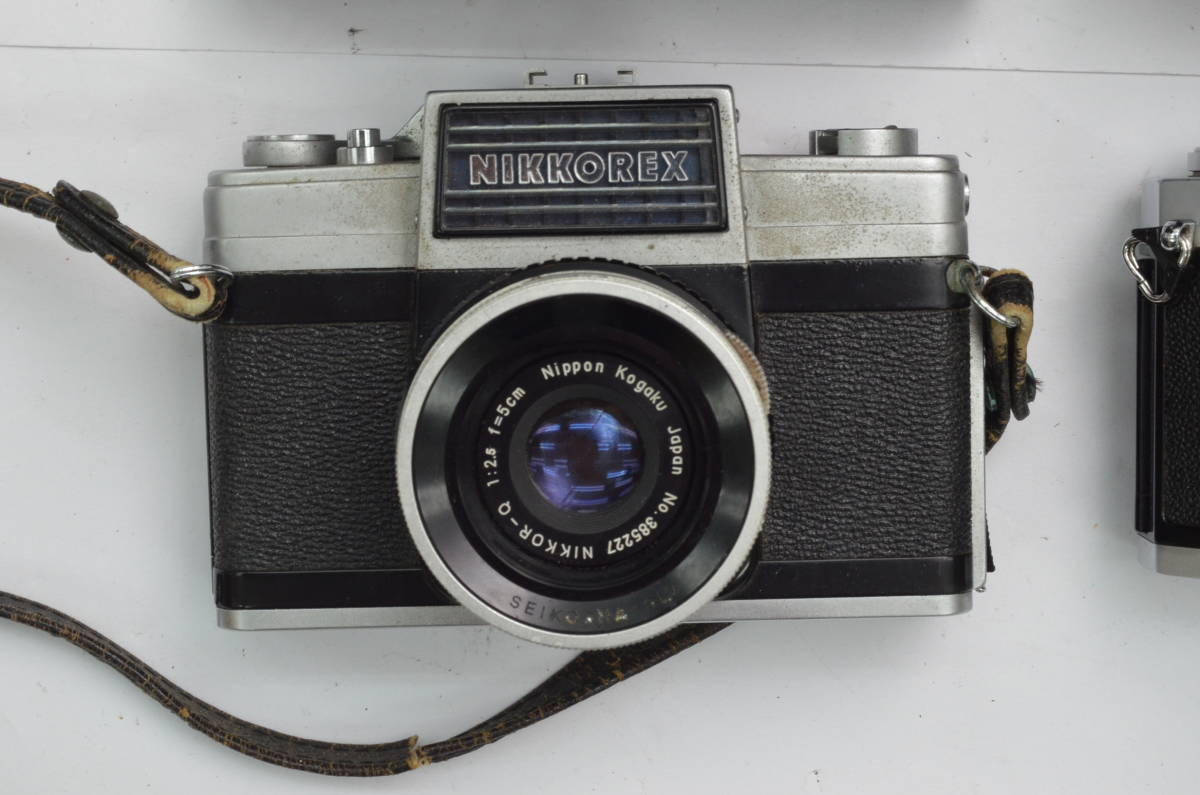 S8 Nikon ニコン AF MF レンズ ボディ モータードライブ 等 まとめて まとめ 大量 セット S101_画像10