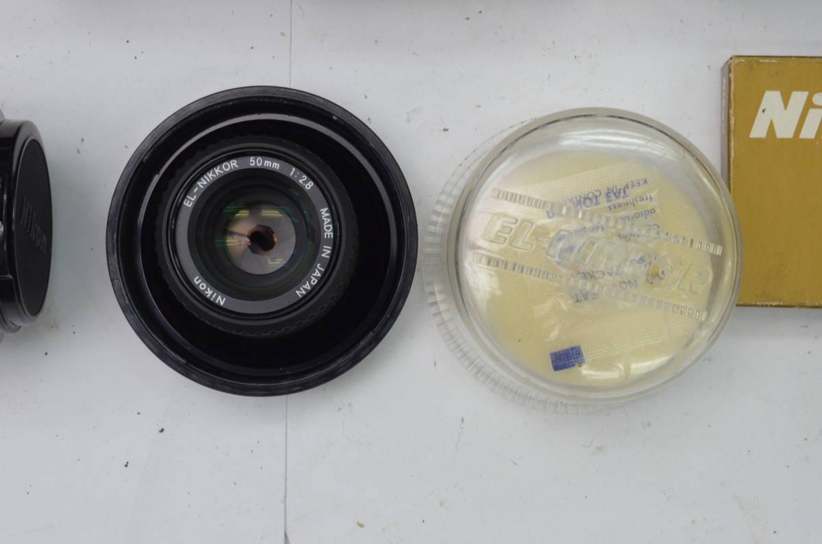 S24 Nikon ニコン FE EM FE2 MF 一眼レフカメラ レンズ 等 まとめて まとめ 大量 セット S202_画像5