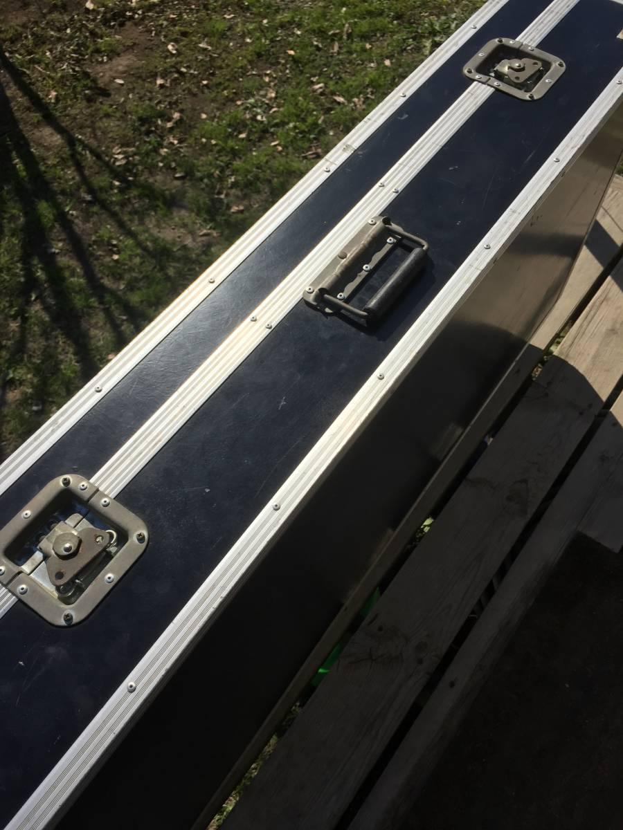 KORG 名機 旧 BX-3 アナログオルガン 純正木製スタンド 専用ハードケース付き プレーヤーズコンディション _画像10