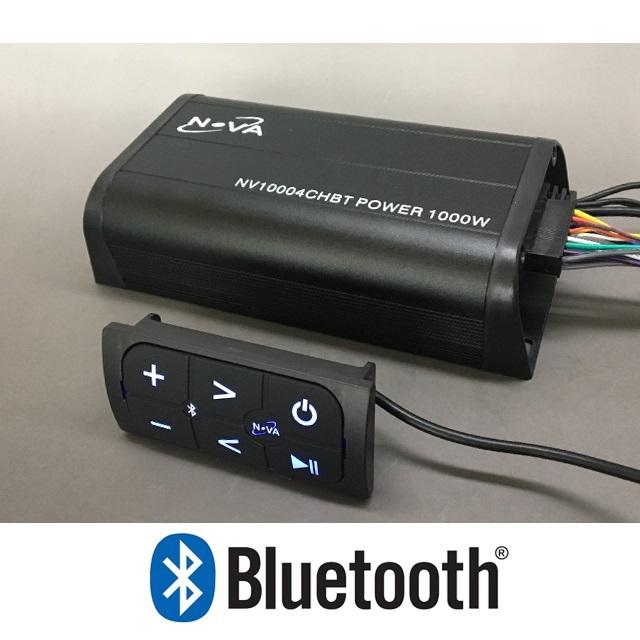 【即納】1000W 防水マリンオーディオ マリンデッキ Bluetooth 水上バイク ジェットスキー マリンジェット スノーモービル 管理番号[US0805]