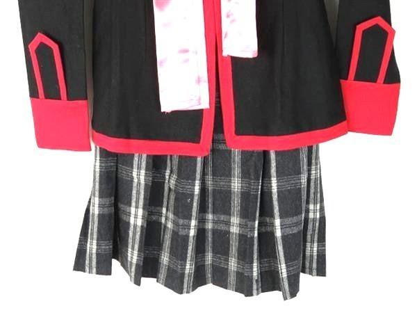 リトルバスターズ 女子制服  コスチュームセット Size:S 841768AA1145-119_画像3