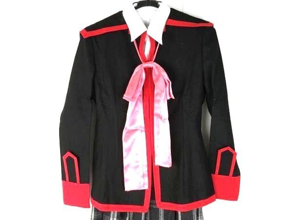 リトルバスターズ 女子制服  コスチュームセット Size:S 841768AA1145-119_画像1