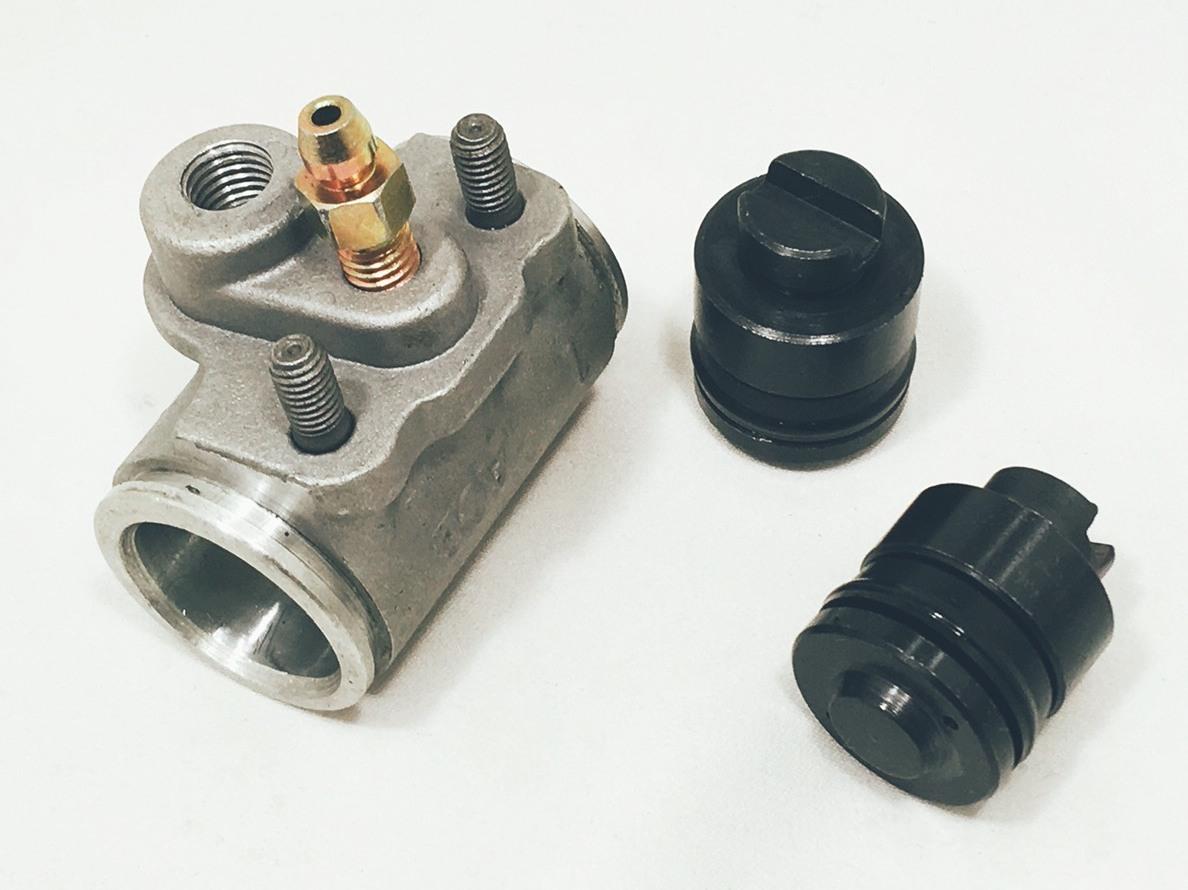 ライフ360、ステップバン、Z360、SA・VA水冷3600c系、1インチフロントブレーキホイールシリンダーASSY_画像4