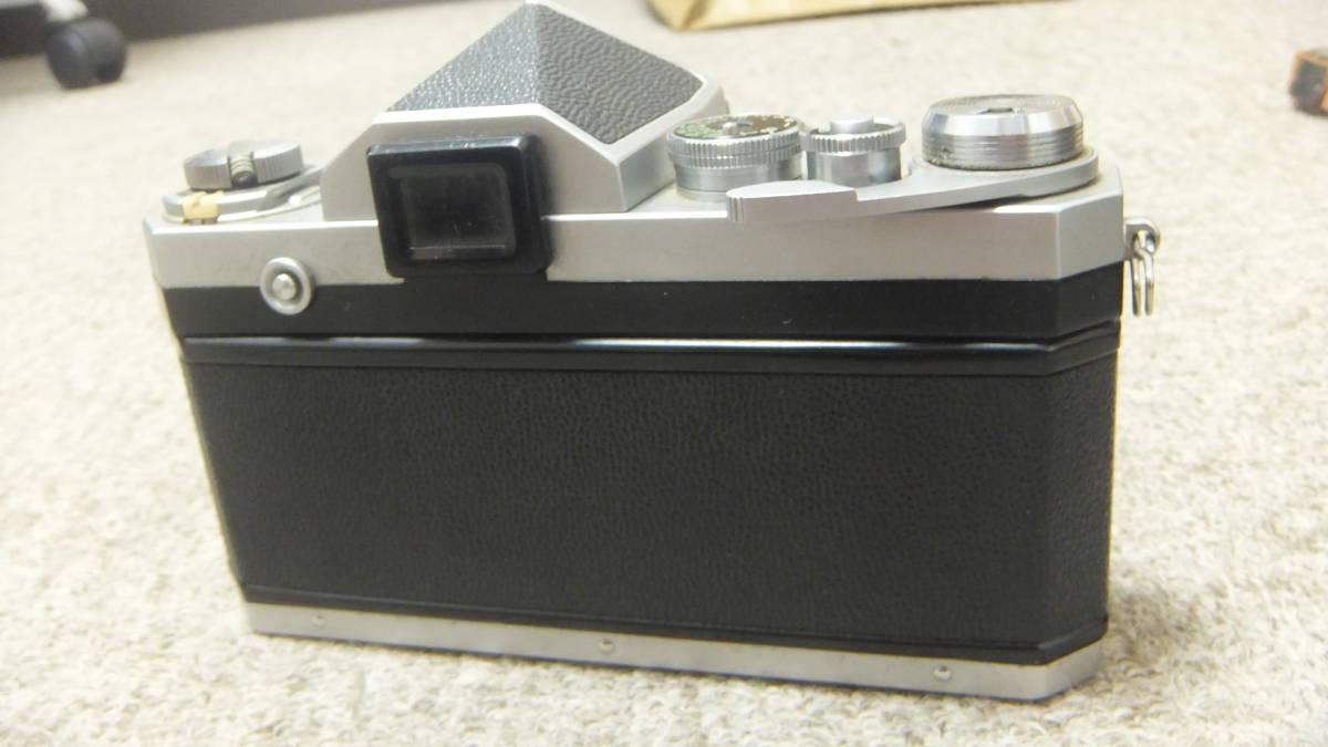 749☆ニコン NIKON F NIKKOR-S 1:14 F=50mm ジャンク SANKYO KOHKI 望遠レンズ_画像7