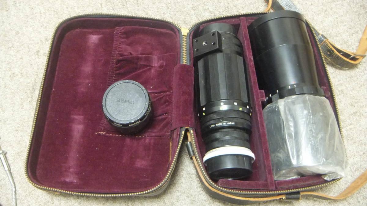 749☆ニコン NIKON F NIKKOR-S 1:14 F=50mm ジャンク SANKYO KOHKI 望遠レンズ_画像8
