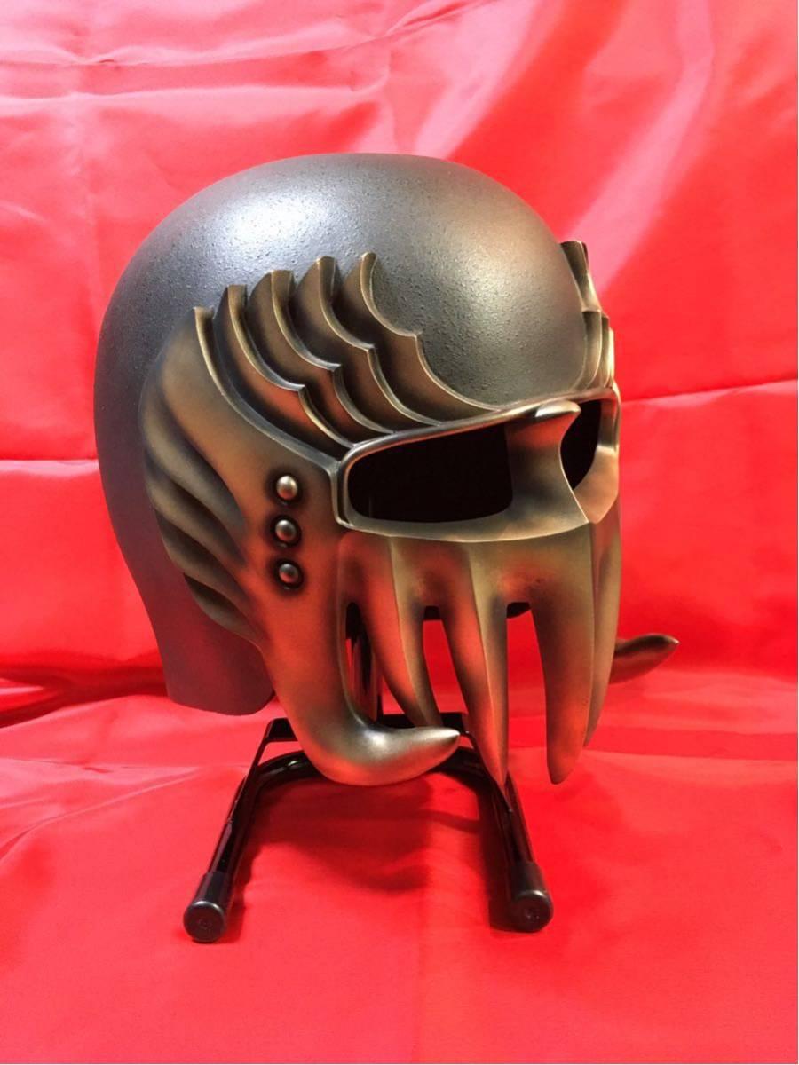 ★超貴重・究極・至極『北斗の拳』ジャギ ヘルメット1/1_画像2