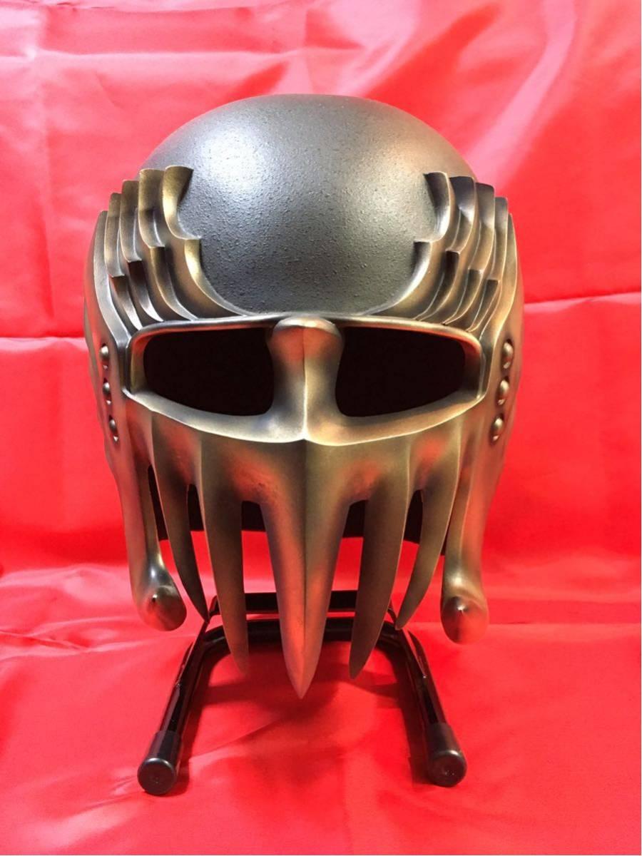 ★超貴重・究極・至極『北斗の拳』ジャギ ヘルメット1/1_画像1